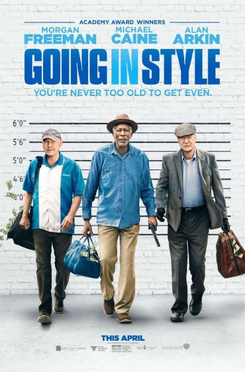 فيلم Going In Style 2017 مترجم