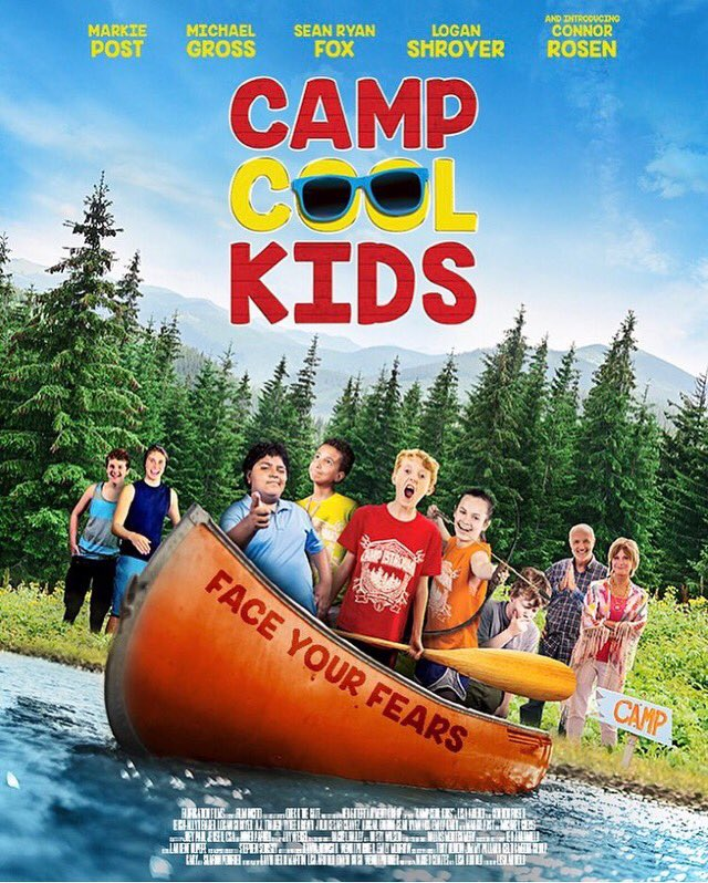 فيلم Camp Cool Kids 2017 مترجم