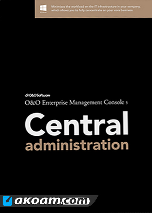 برنامج O&O Enterprise Management Console 5.0.215 Admin Edition