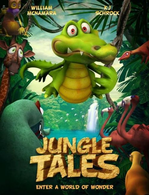 فيلم Jungle Tales 2017 مترجم
