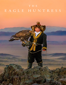 فيلم The Eagle Huntress 2016 مترجم