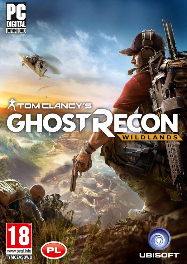 لعبة Tom Clancy's Ghost Recon Wildlands ريباك فريق FitGirl