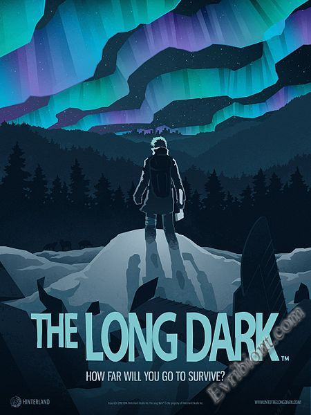 لعبة The Long Dark بكراك RELOADED
