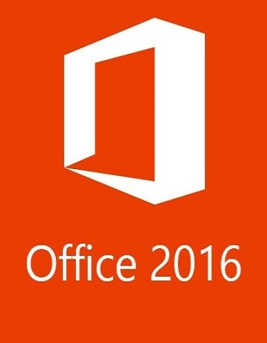 برنامج تحرير النصوص Microsoft Office Professional Plus 2016 August 2017