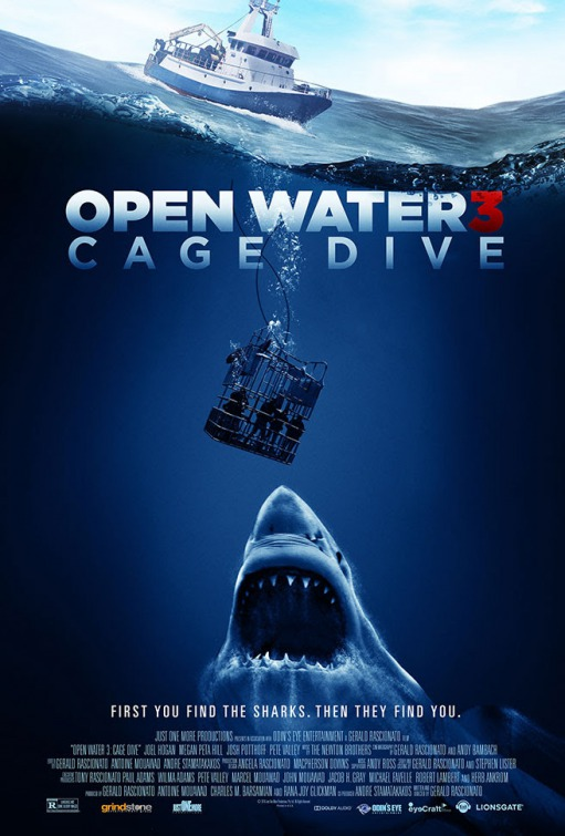 فيلم Open Water 3: Cage Dive 2017 مترجم