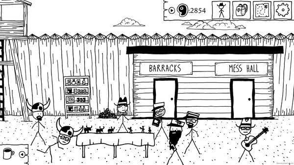 West,Loathing,DARKSiDERS,West of Loathing,games,action,funny,cracked,العاب,كاملة,كراك,اكشن,مسلية,خفيفة