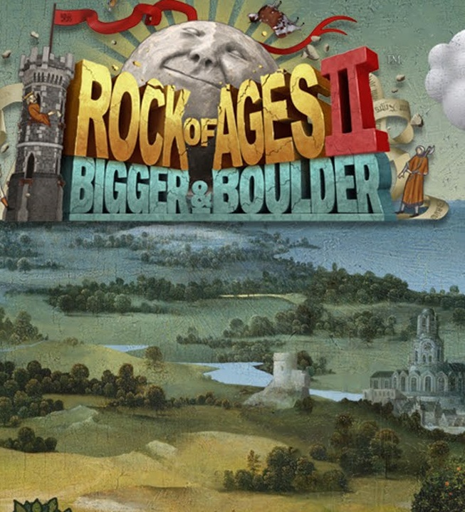 لعبة Rock of Ages 2 بكراك CODEX