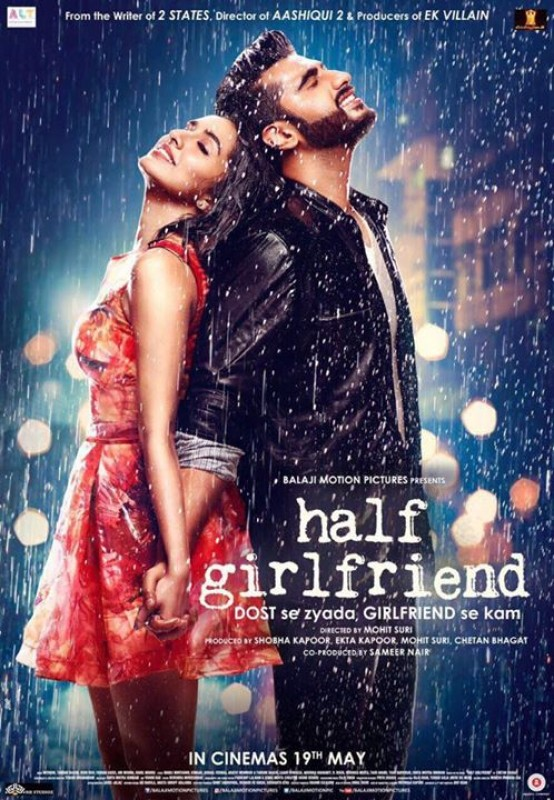 فيلم Half Girlfriend 2017 مترجم