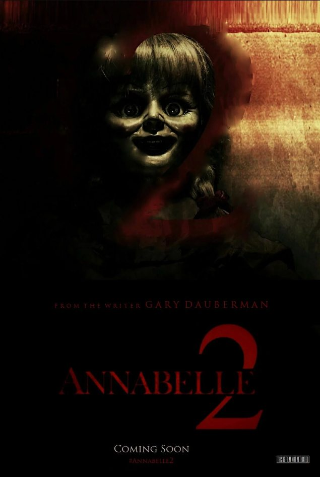 فيلم Annabelle Creation 2017 مترجم HC HDRip