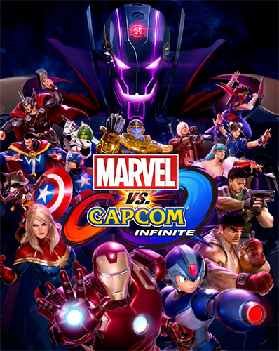 لعبة Marvel vs Capcom Infinite نسخة ريباك فريق Fitgirl