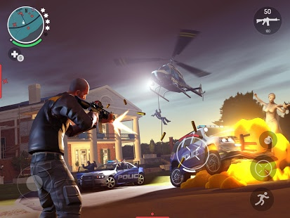 Gangstar New Orleans,الاكشن,الاندرويد,العاب اندرويد,android