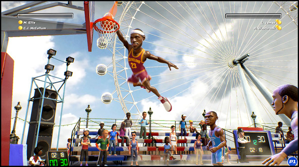 Playgrounds,NBA Playgrounds,nba,games,sport,sports,basket,basketball,repack,العاب,رياضية,كاملة,كراك,ريباك,سلة,كرة,cracked,crack
