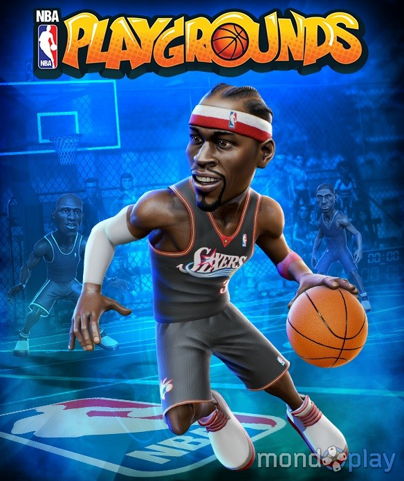 لعبة NBA Playgrounds ريباك فريق Fitgirl