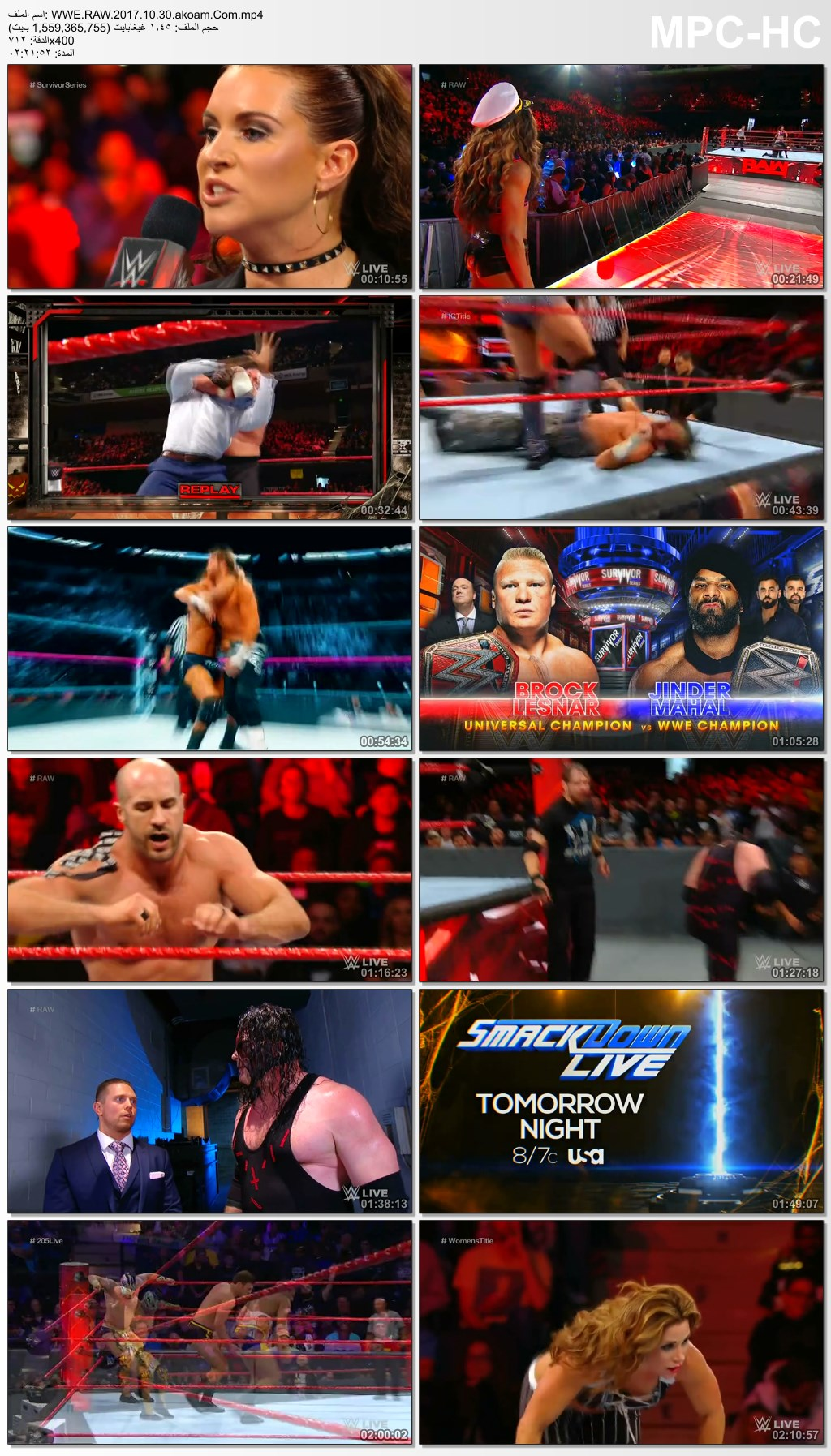 WWE Monday Night Raw,WWE,Monday Night Raw,Raw