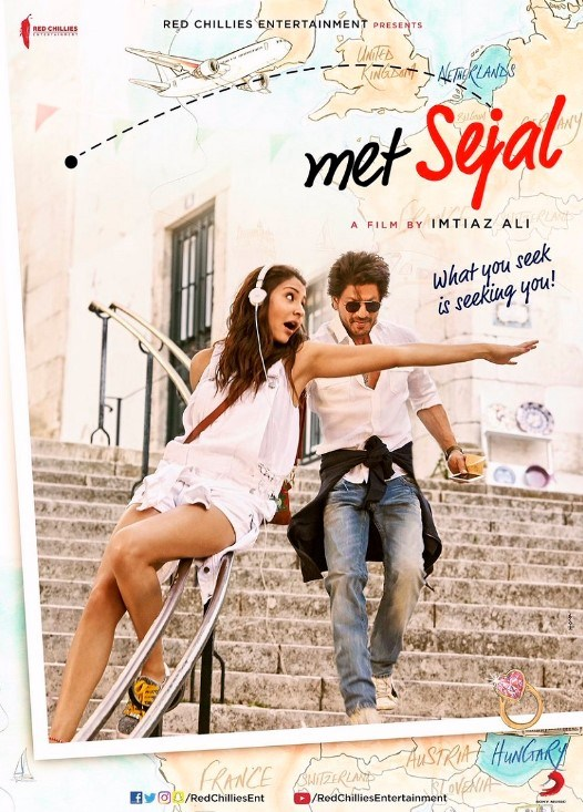 فيلم Jab Harry met Sejal 2017 مترجم