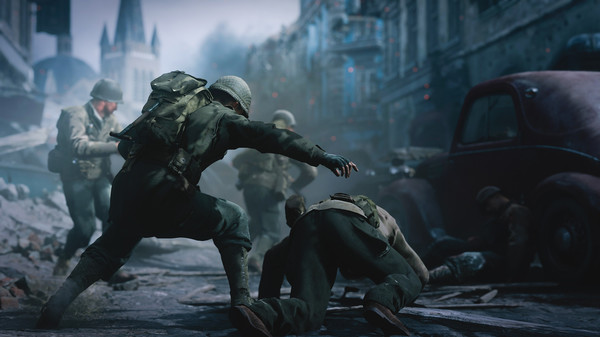 Call of Duty WWII,Duty,Call,WWII,Fitgirl,العاب,اكشن,حرب,كراك,مكركة,ريباك,games,cracked,crack,repack,action,war