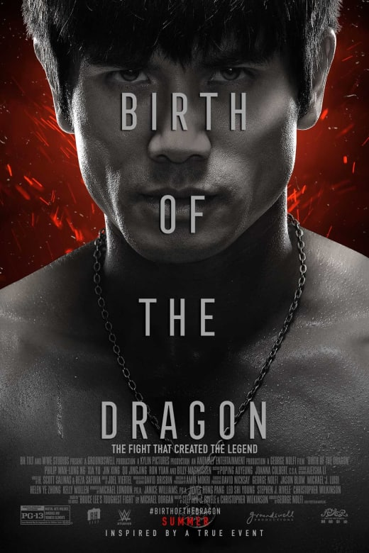 فيلم 2016 Birth of the Dragon مترجم