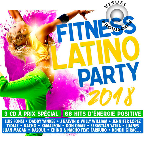 البوم Fitness Latino Party 2018