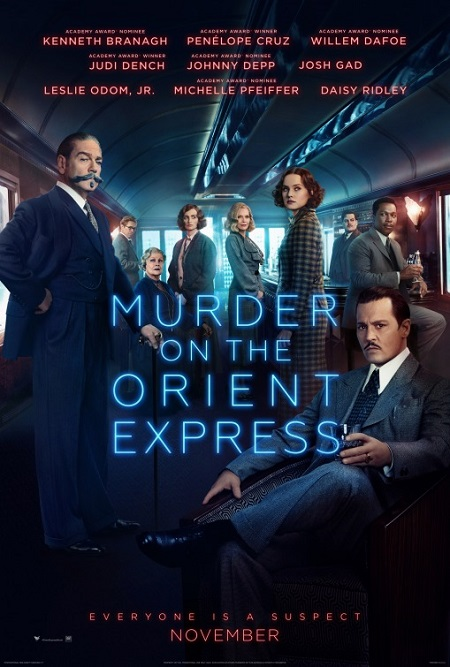 فيلم Murder on the Orient Express 2017 مترجم HD-CAM