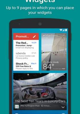 Smart Launcher Pro,الاندرويد,android