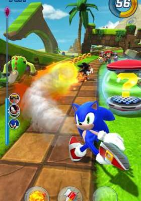 Sonic Forces Speed Battle,للاندرويد,الاندرويد,android,android games,العاب اندرويد