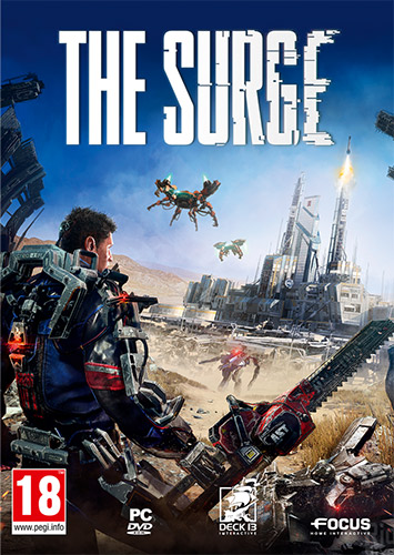 لعبة The Surge A Walk in the Park ريباك فريق FitGirl