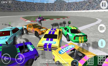 Demolition Derby,android,apps,android apps,تطبيقات اندرويد,العاب اندرويد