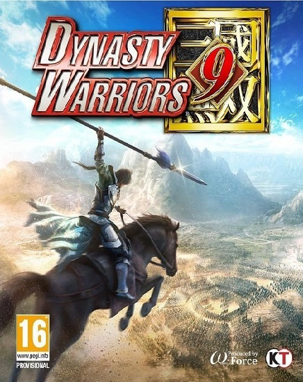 لعبة DYNASTY WARRIORS 9  نسخة ريباك فريق Fitgirl