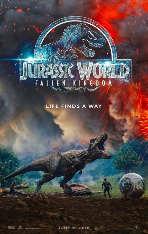 فيلم Jurassic World: Fallen Kingdom 2018 مترجم HDTC