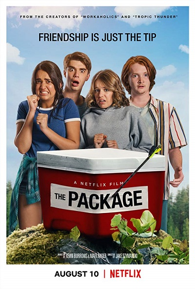فيلم The Package 2018 مترجم