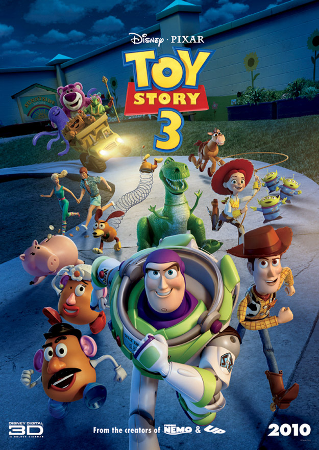 لعبة Disney Pixar Toy Story 3 The Video Game كاملة بكراك RELOADED