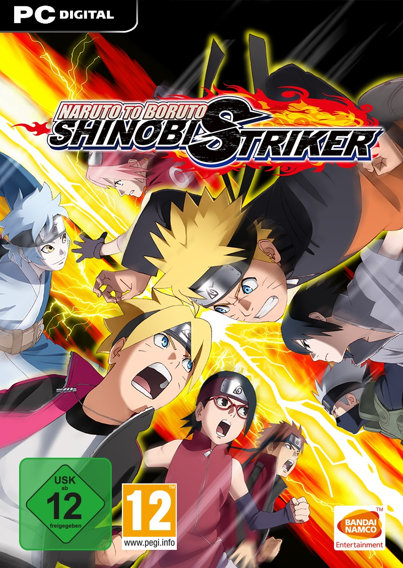 لعبة Naruto to Boruto Shinobi Striker نسخة ريباك فريق Fitgirl