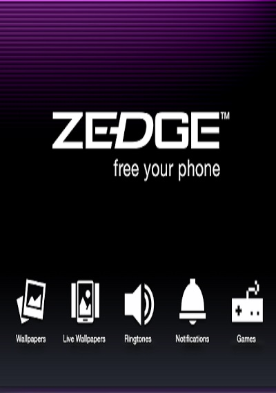 برنامج ZEDGE™ Ringtones & Wallpapers