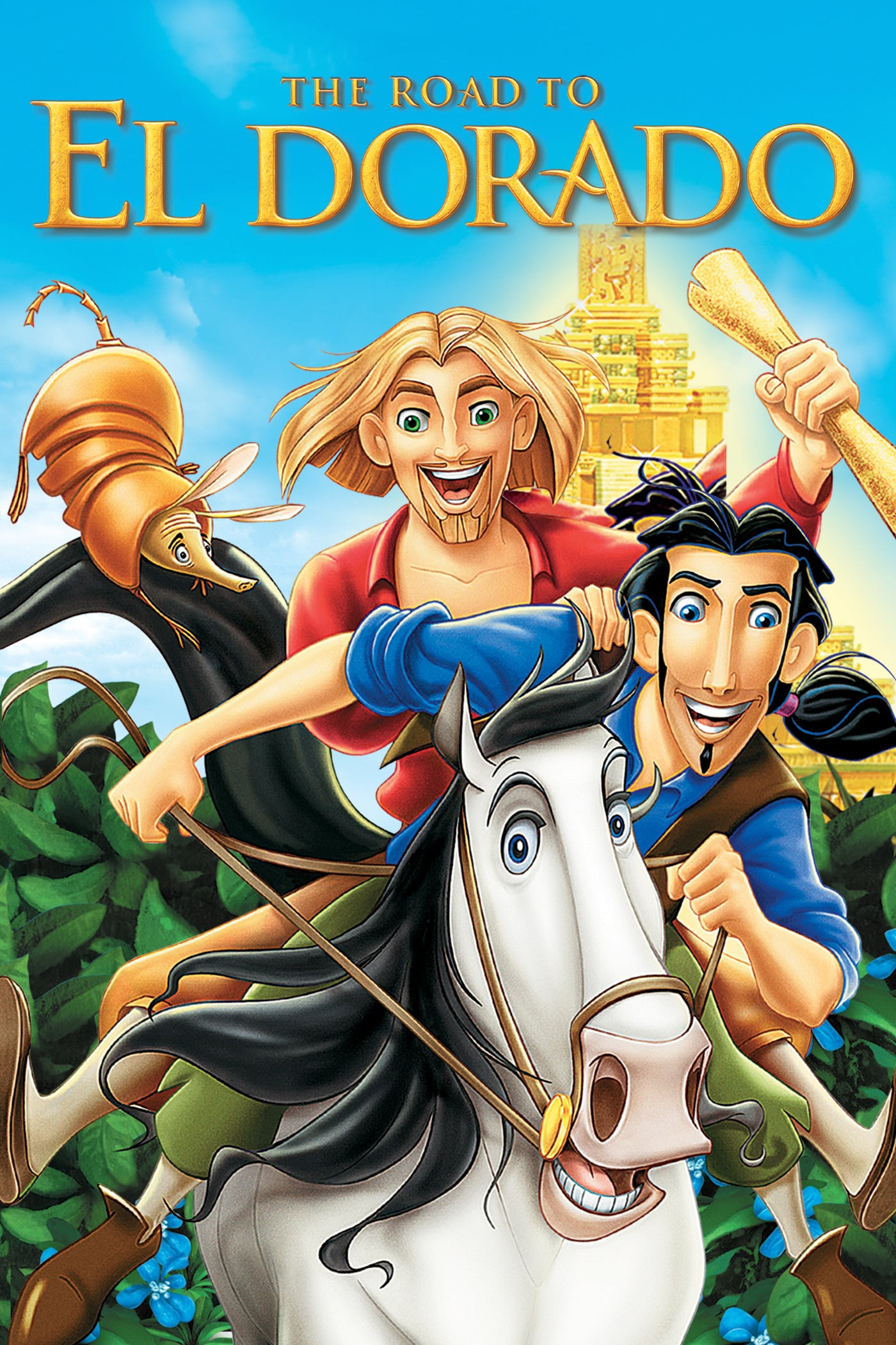 فيلم The Road to El Dorado 2000 مترجم