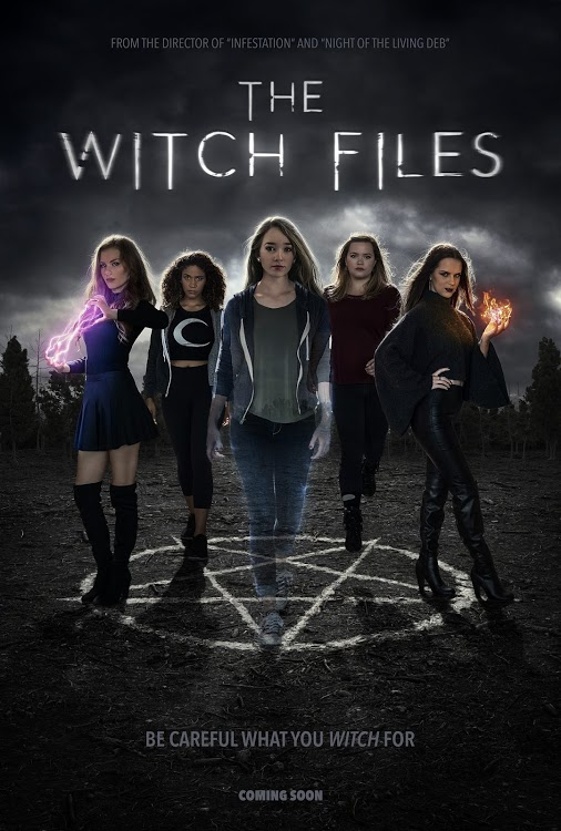 فيلم The Witch Files 2018 مترجم