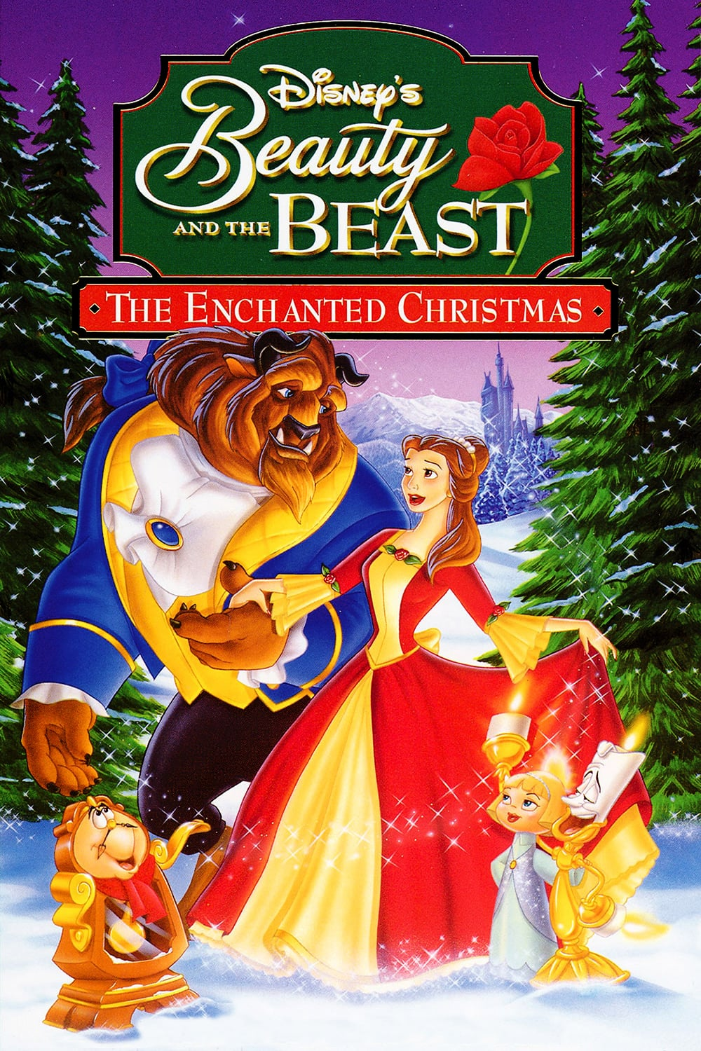 فيلم Beauty and the Beast: The Enchanted Christmas 1997 مدبلج للعربية