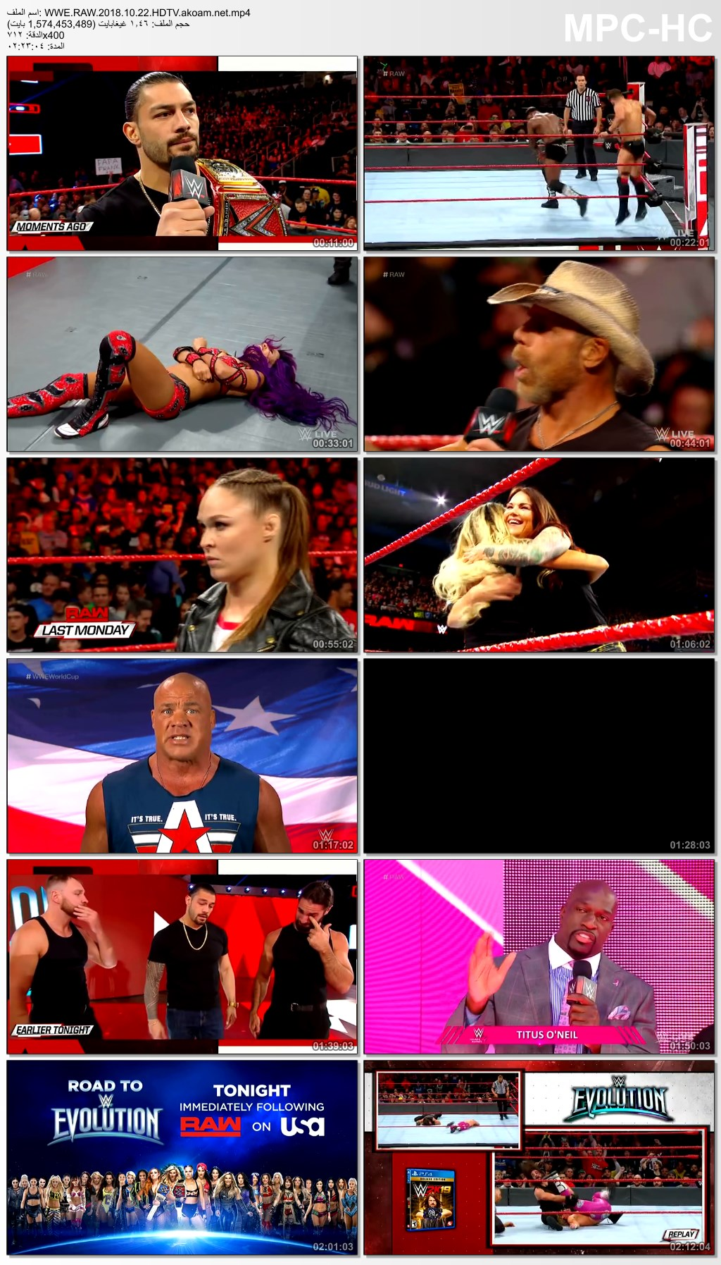 WWE,Raw,Monday Night Raw,WWE Monday Night Raw