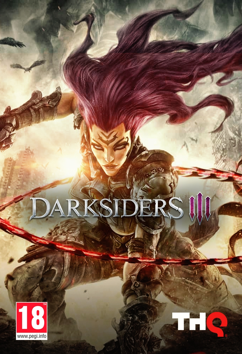لعبة Darksiders III + DLC ريباك فريق Fitgirl