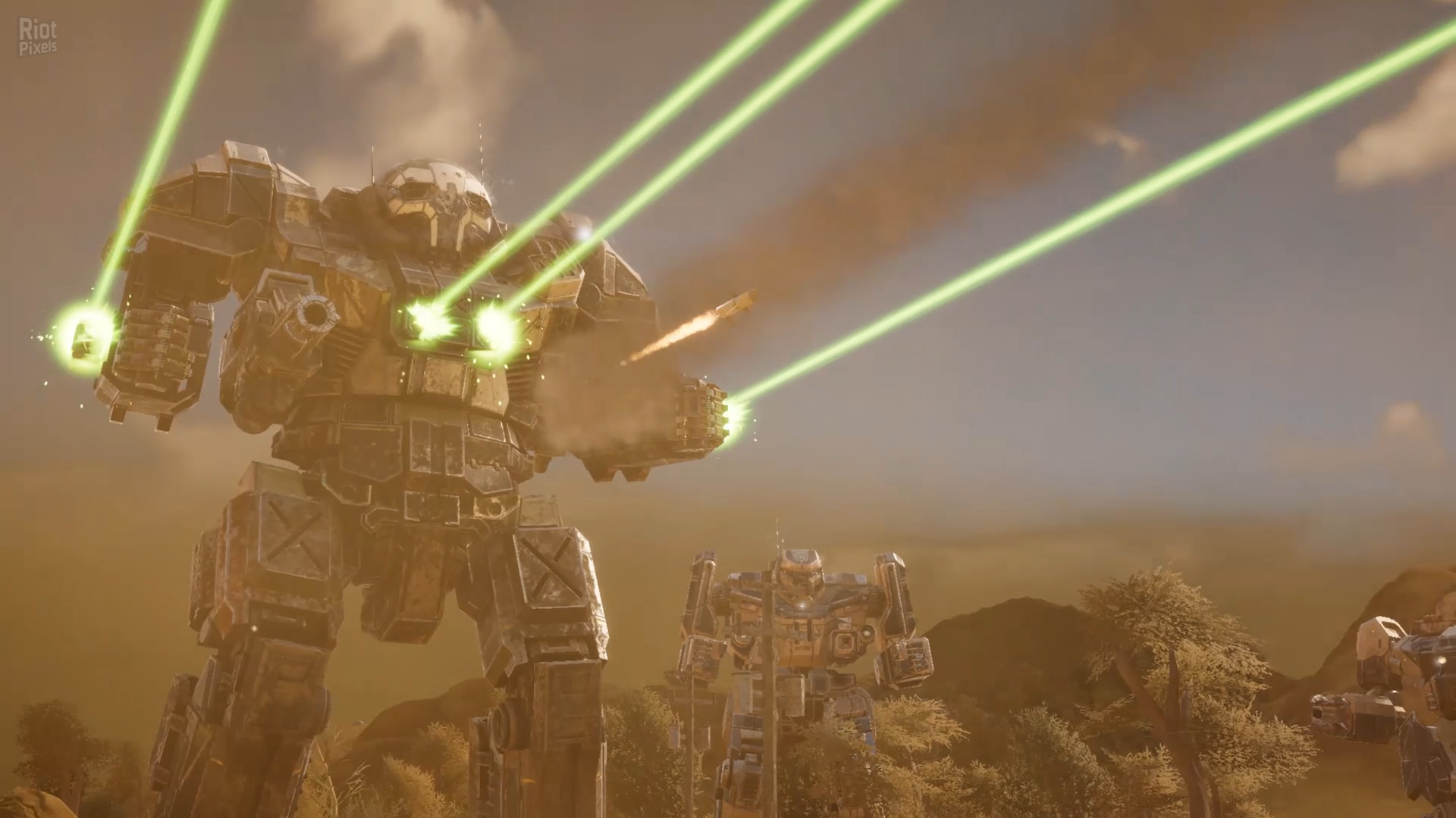 لعبة BATTLETECH Digital Deluxe Edition