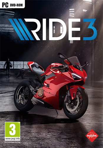 لعبة RIDE 3 Complete the Set Bundle + 3 DLCs ريباك فريق Fitgirl