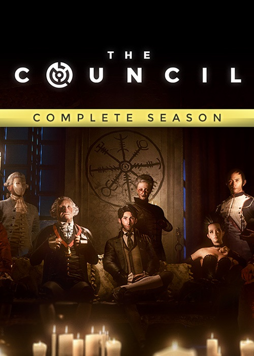 لعبة The Council Complete Season (Episodes 1-5) ريباك فريق Fitgirl