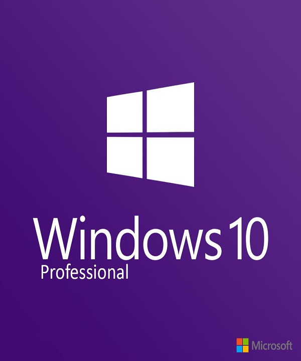 ويندوز Windows 10 Pro DVD Release by StartSoft 2018