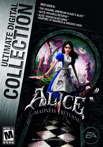 لعبة Alice Madness Returns The Complete Collection ريباك فريق DODI Repack
