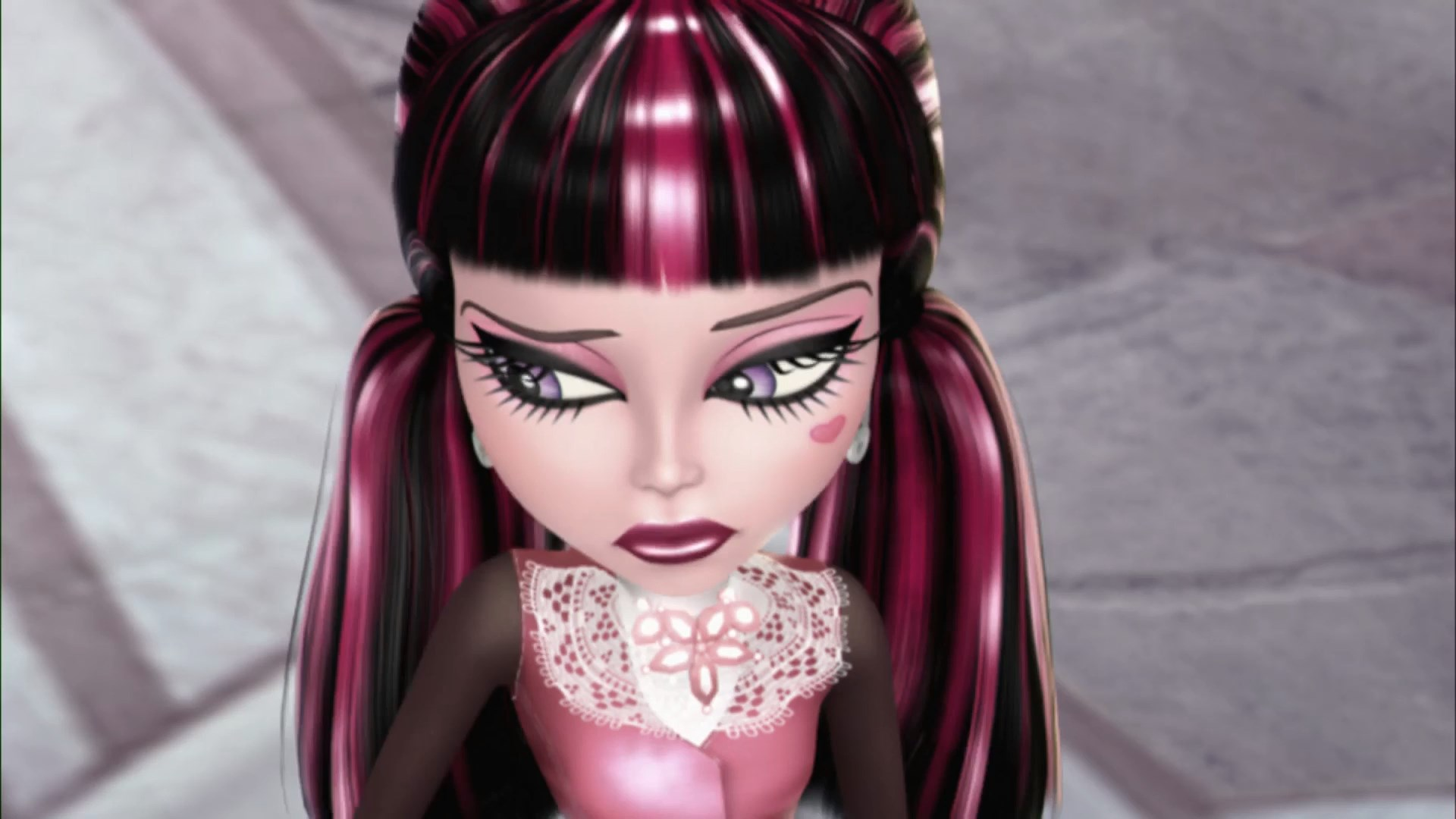 Monster High: Freaky Fusion,Monster High: Freaky Fusion 2014,مدبلج