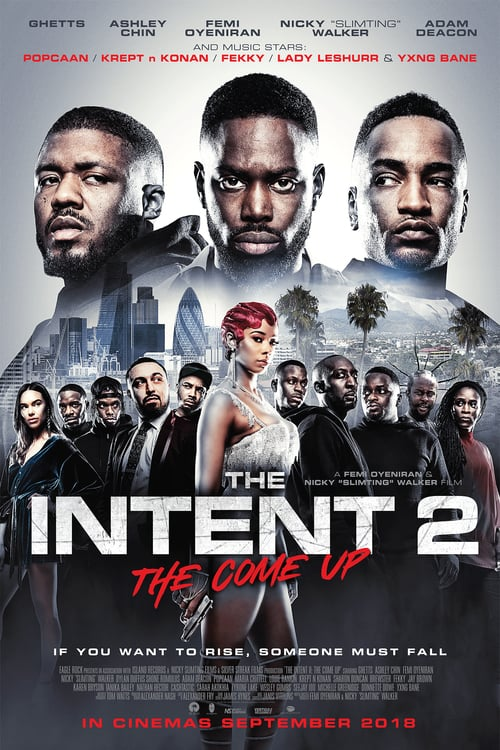 فيلم The Intent 2 The Come Up 2018 مترجم