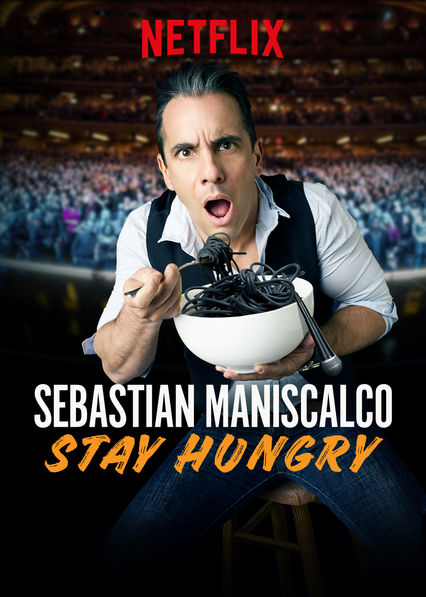 عرض Sebastian Maniscalco: Stay Hungry 2019 مترجم