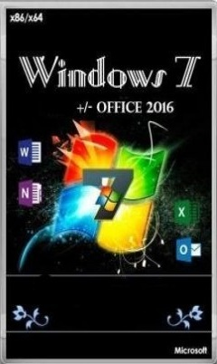 ويندوز Windows 7 52 in 1 Jan 2019