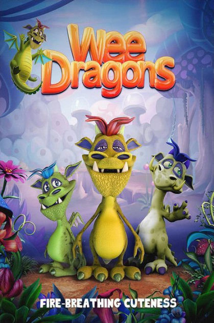 فيلم Wee Dragons 2018 مترجم