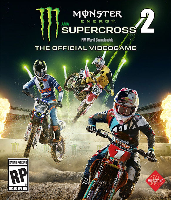 لعبة Monster Energy Supercross The Official Videogame 2 كاملة