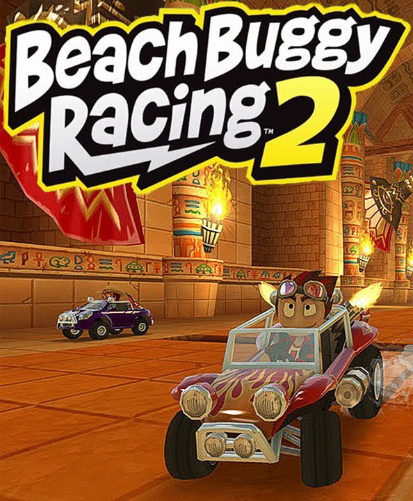 لعبة Beach Buggy Racing 2 MOD للأندرويد